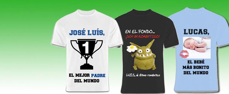 d056b84e4c207 Ideas de camisetas personalizadas. Diseña y personaliza tu camiseta
