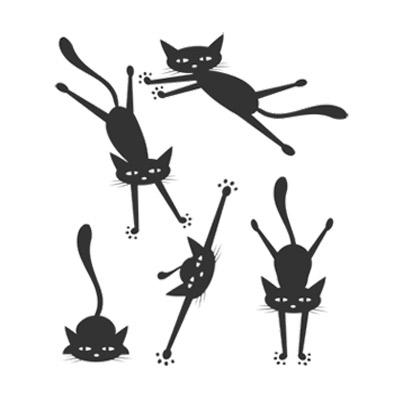 Vinilo adhesivo gatitos - Que es el vinilo adhesivo ...