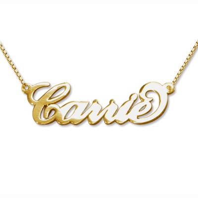 Regalos personalizados Joyas personalizadas Collar personalizado con nombre