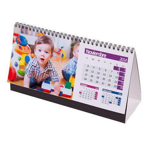 Calendario de mesa personalizado - Calendario de mesa ...