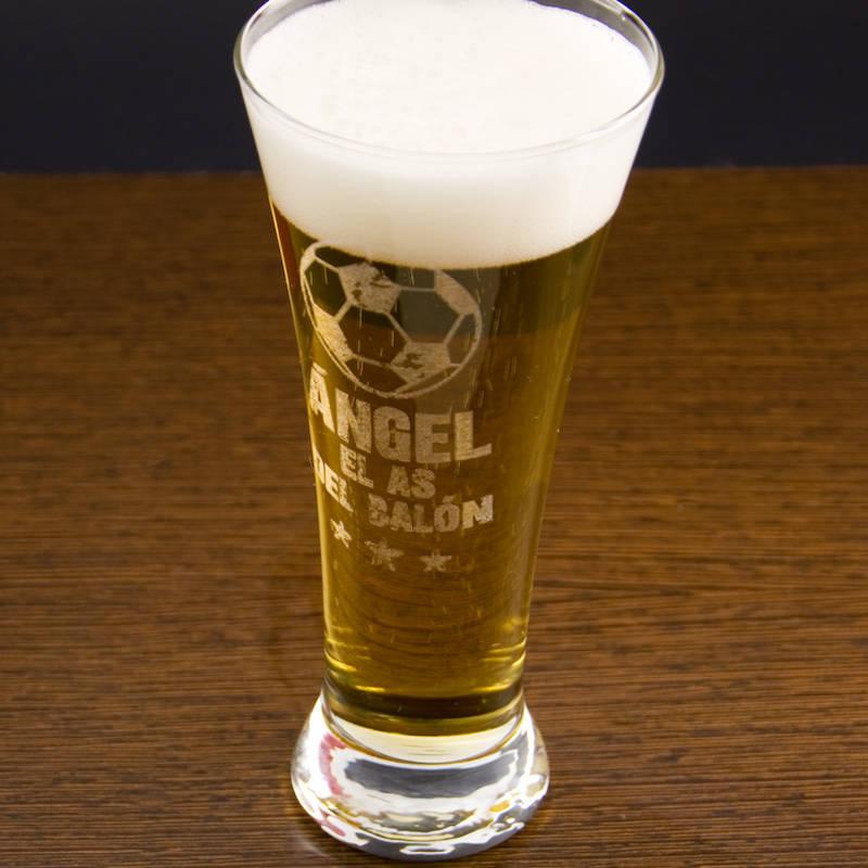 Copa de cerveza el as del bal n for Copa cerveza