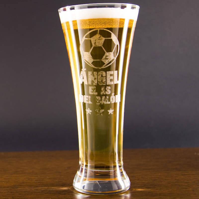 Ideas de cristaler a personalizada jarras y copas de for Jarras para cerveza