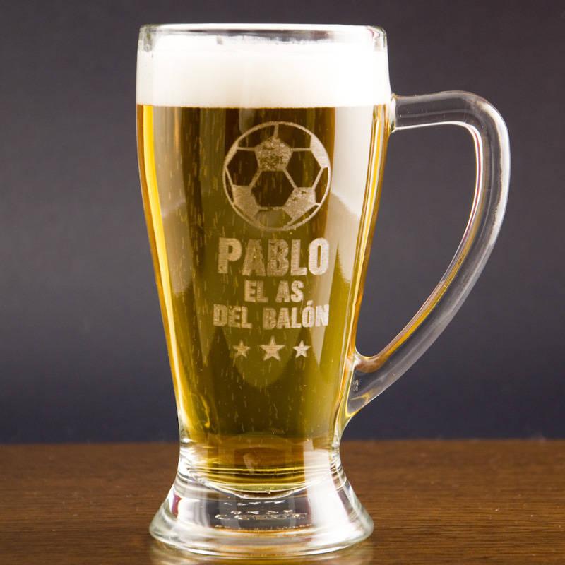 Jarra de cerveza baviera para el as del bal n for Jarras para cerveza