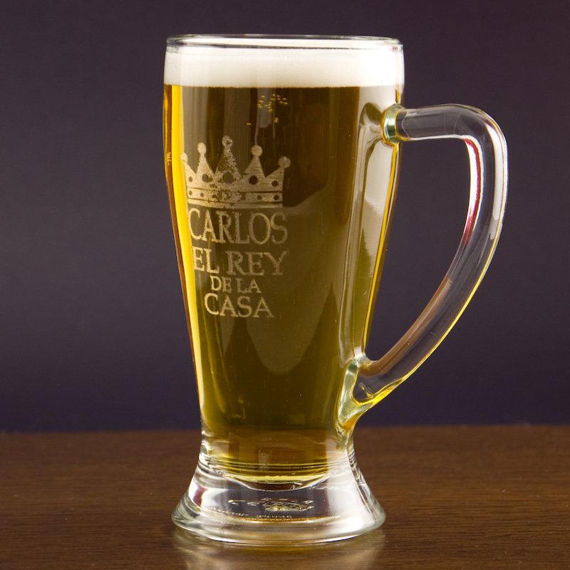 Jarra de cerveza baviera para el rey de la casa - Regalos originales para la casa ...