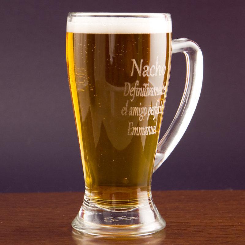 jarra de cerveza baviera personalizada