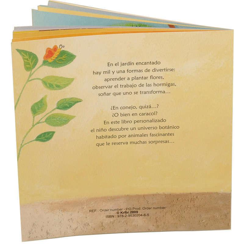 regalos libros cuento el jardn encantado de