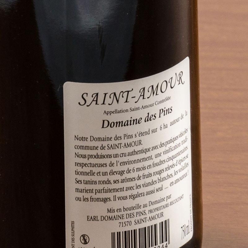 Botella de vino vintage