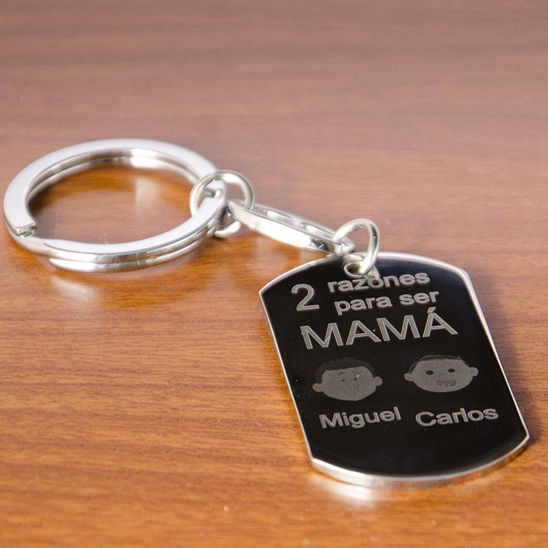 Ideas de regalos accesorios con nombre - Regalo navidad mama ...