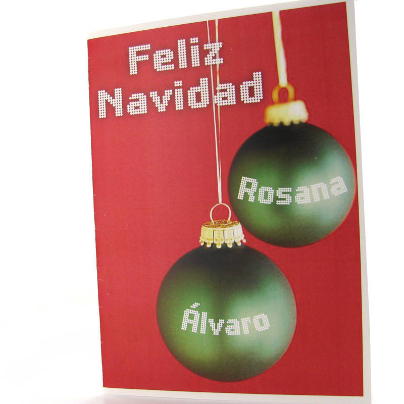 regalos tarjetas tarjeta para navidad