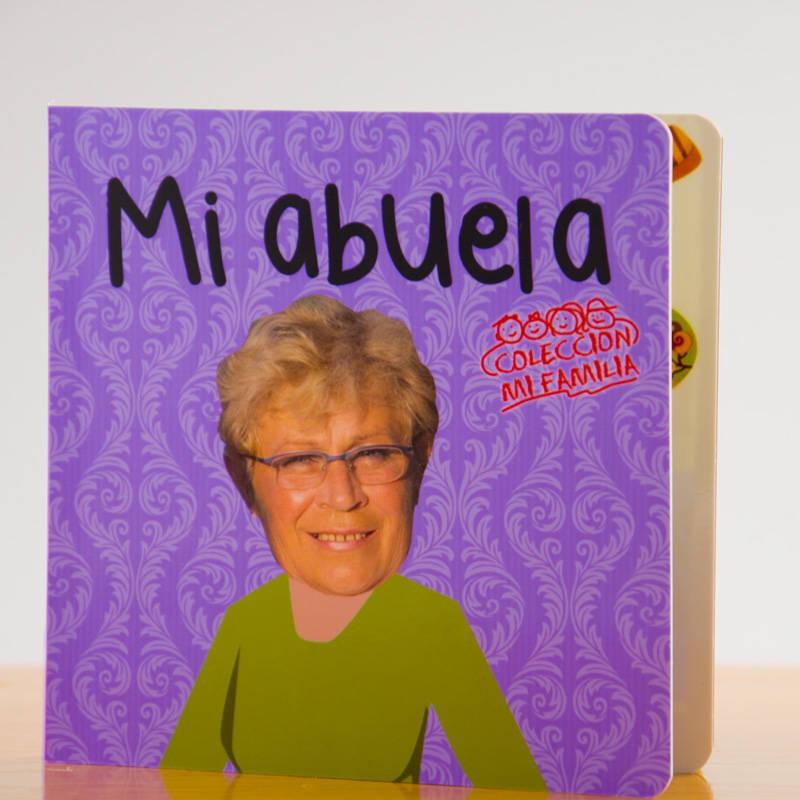 Cuento mi abuela personalizado for Regalos abuela ideas