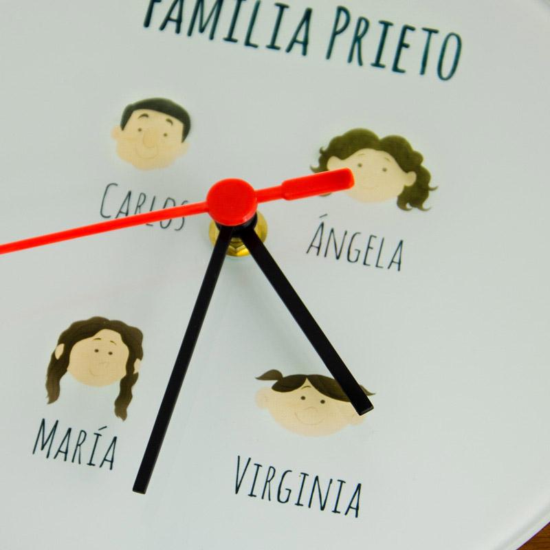 Personalizado Reloj Reloj Familia Reloj Familia Reloj Personalizado Reloj Familia Personalizado Familia Personalizado qMVpSLUzGj