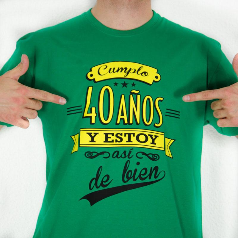 c44652f28f951 Camiseta cumpleaños personalizada