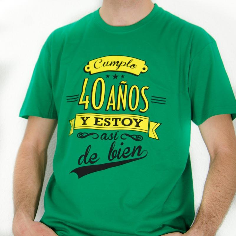 6cdbd3ced Regalos personalizados Regalos con nombre: Camiseta cumpleaños personalizada