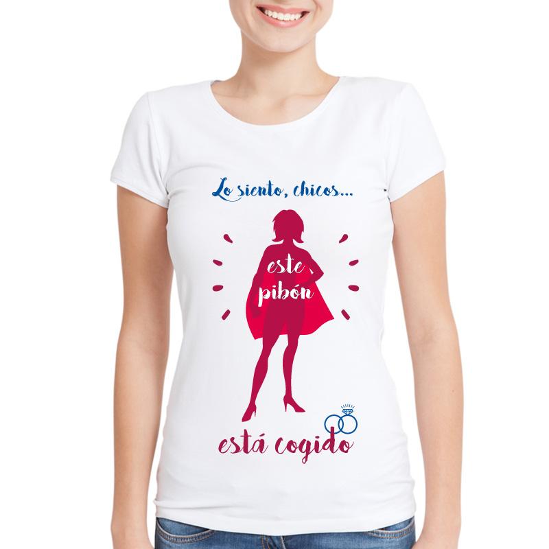 5c5dee719 Camiseta despedida de solteras Lo siento