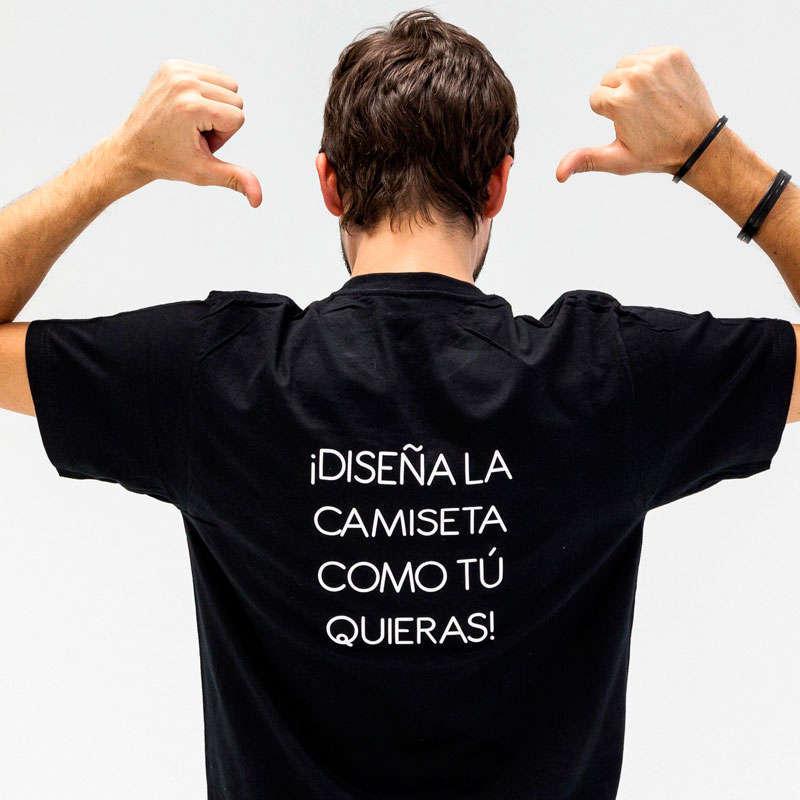 Regalos personalizados Regalos con nombre  Crea tu camiseta personalizada df4737bbdfa59