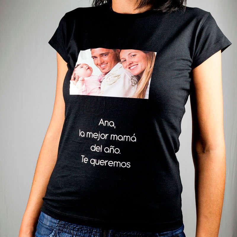 Regalos personalizados Regalos con nombre  Diseña tu camiseta personalizada a4eda872094f7