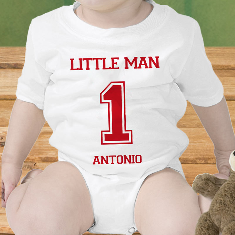 Regalos personalizados: Regalos con nombre: Pack madre Woman and Little Man o Woman