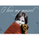 Regalos : Retrato estilo Love Pet personalizado
