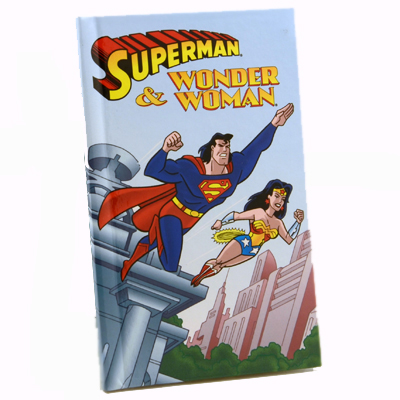 Cuento personalizado Superman & Wonder Woman